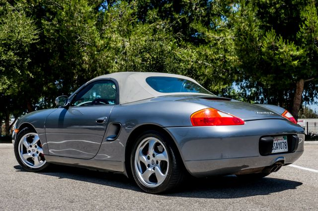 2002 Porsche Boxster S - 6SPD MANUAL - 97K MILES - HTD STS Reseda, CA 10