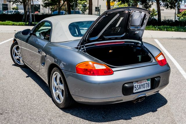 2002 Porsche Boxster S - 6SPD MANUAL - 97K MILES - HTD STS Reseda, CA 15