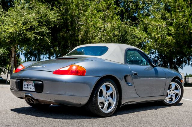 2002 Porsche Boxster S - 6SPD MANUAL - 97K MILES - HTD STS Reseda, CA 14