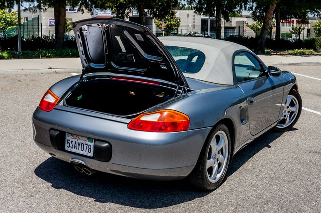 2002 Porsche Boxster S - 6SPD MANUAL - 97K MILES - HTD STS Reseda, CA 16