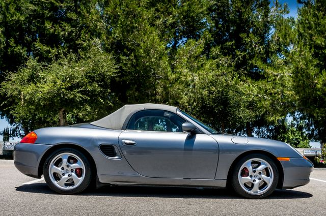 2002 Porsche Boxster S - 6SPD MANUAL - 97K MILES - HTD STS Reseda, CA 9
