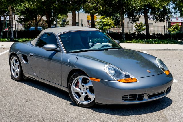 2002 Porsche Boxster S - 6SPD MANUAL - 97K MILES - HTD STS Reseda, CA 39