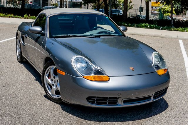2002 Porsche Boxster S - 6SPD MANUAL - 97K MILES - HTD STS Reseda, CA 38