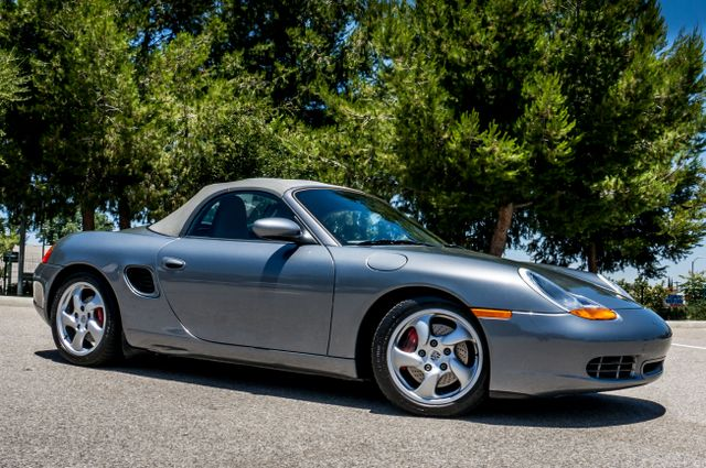 2002 Porsche Boxster S - 6SPD MANUAL - 97K MILES - HTD STS Reseda, CA 40