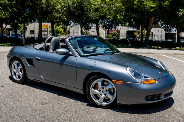 2002 Porsche Boxster S - 6SPD MANUAL - 97K MILES - HTD STS Reseda, CA 41