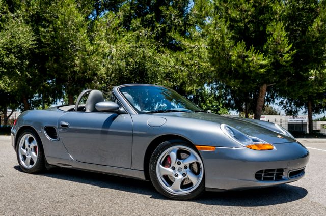 2002 Porsche Boxster S - 6SPD MANUAL - 97K MILES - HTD STS Reseda, CA 6