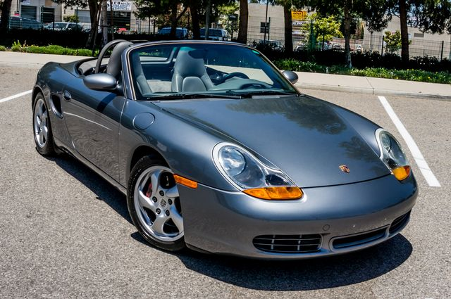 2002 Porsche Boxster S - 6SPD MANUAL - 97K MILES - HTD STS Reseda, CA 42