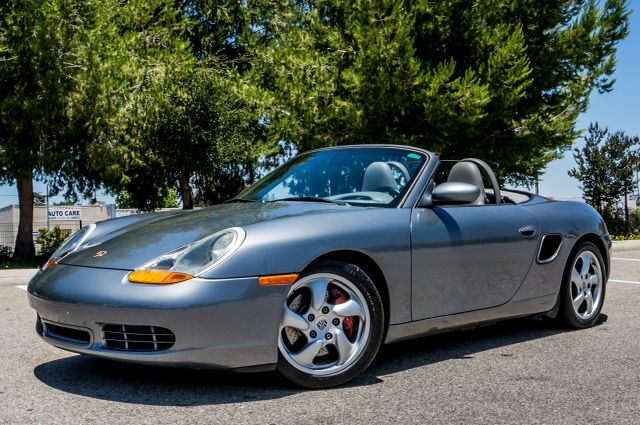 2002 Porsche Boxster S - 6SPD MANUAL - 97K MILES - HTD STS Reseda, CA 2