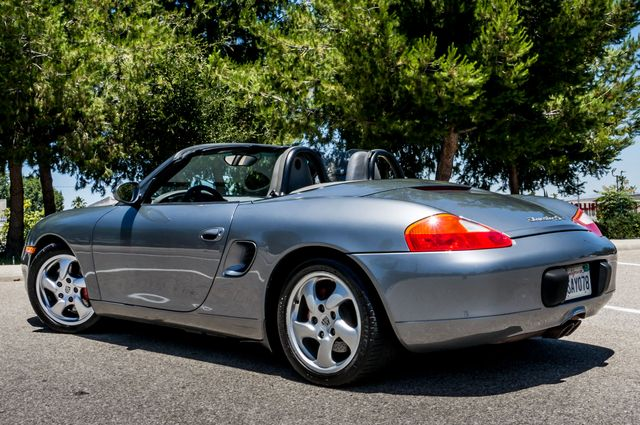 2002 Porsche Boxster S - 6SPD MANUAL - 97K MILES - HTD STS Reseda, CA 11