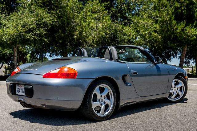 2002 Porsche Boxster S - 6SPD MANUAL - 97K MILES - HTD STS Reseda, CA 13