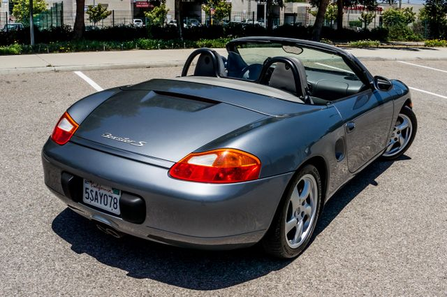 2002 Porsche Boxster S - 6SPD MANUAL - 97K MILES - HTD STS Reseda, CA 45
