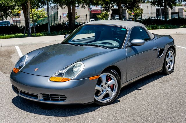 2002 Porsche Boxster S - 6SPD MANUAL - 97K MILES - HTD STS Reseda, CA 1