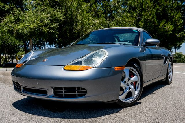 2002 Porsche Boxster S - 6SPD MANUAL - 97K MILES - HTD STS Reseda, CA 36