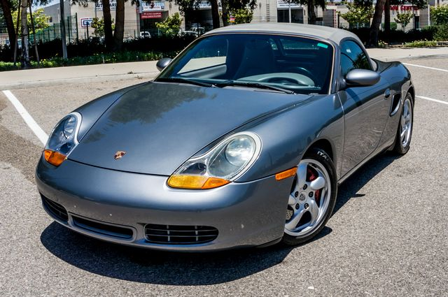 2002 Porsche Boxster S - 6SPD MANUAL - 97K MILES - HTD STS Reseda, CA 37
