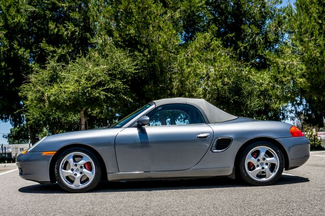 2002 Porsche Boxster S - 6SPD MANUAL - 97K MILES - HTD STS Reseda, CA 8