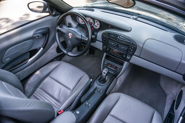 2002 Porsche Boxster S - 6SPD MANUAL - 97K MILES - HTD STS Reseda, CA 32