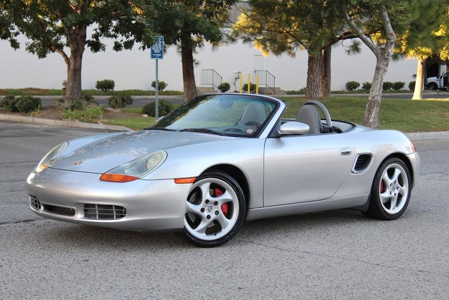 2002 Porsche Boxster S Santa Clarita, CA 0