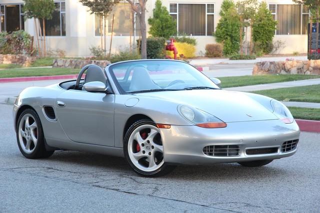 2002 Porsche Boxster S Santa Clarita, CA 1