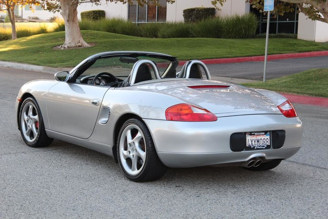 2002 Porsche Boxster S Santa Clarita, CA 11