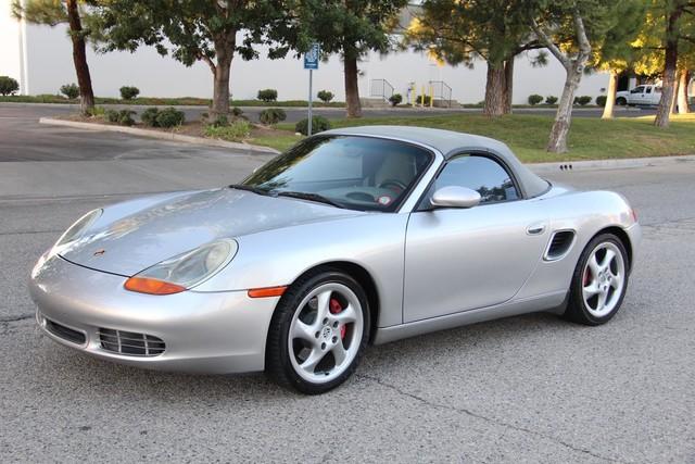 2002 Porsche Boxster S Santa Clarita, CA 13