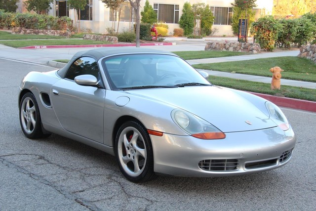 2002 Porsche Boxster S Santa Clarita, CA 14