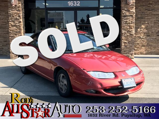 2002 Saturn SC 3dr The CARFAX Buy Back Guarantee that comes with this vehicle means that you can b