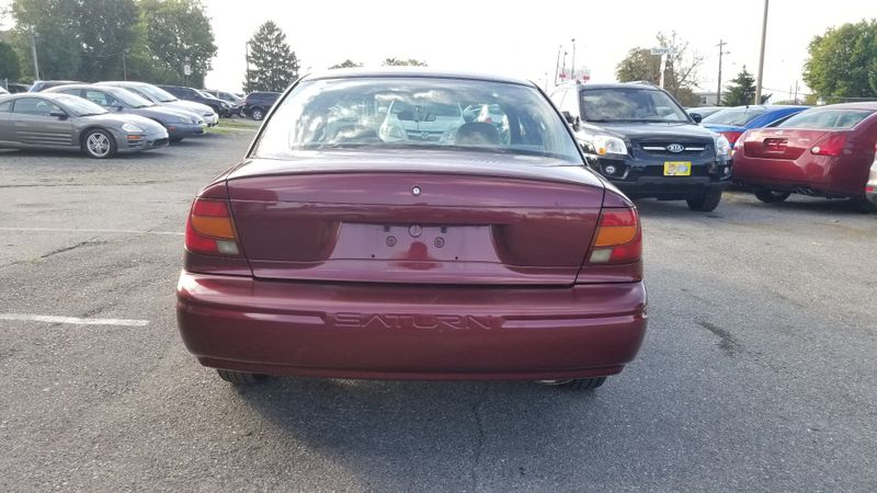 2002 Saturn SL   in Frederick, Maryland
