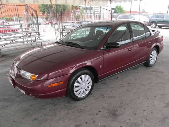 2002 Saturn SL This particular vehicle has a SALVAGE title Please call or email to check availabi