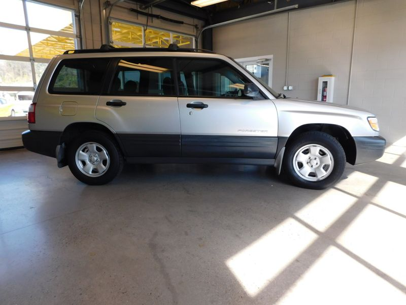 2002 Subaru Forester L (Head gaskets timing belt serviced)  city TN  Doug Justus Auto Center Inc  in Airport Motor Mile ( Metro Knoxville ), TN
