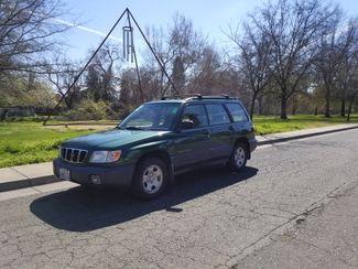 2002 Subaru Forester L Chico, CA 1