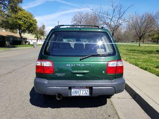2002 Subaru Forester L Chico, CA 4