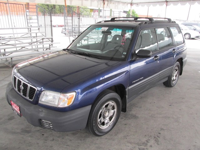 2002 Subaru Forester L Please call or e-mail to check availability All of our vehicles are avai
