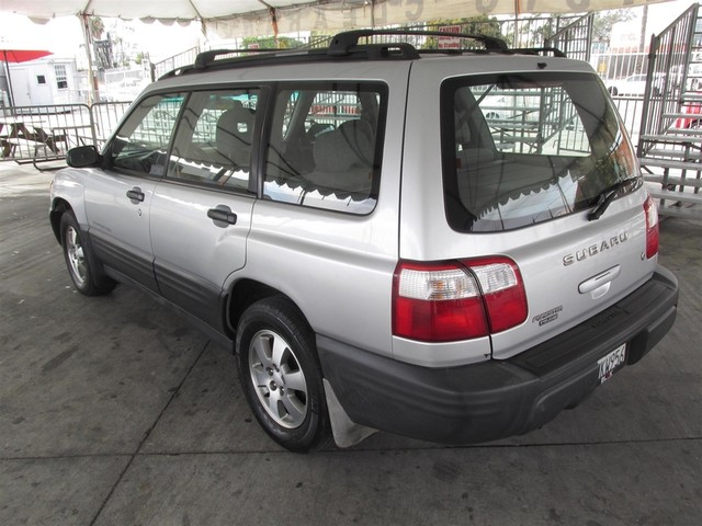 2002 subaru forester l cars and vehicles gardena ca for Subaru forester paint job cost