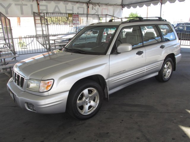 2002 Subaru Forester S wPremium Pkg Please call or e-mail to check availability All of our veh