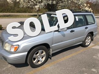 2002 Subaru Forester S Knoxville, Tennessee