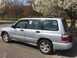 2002 Subaru Forester S Knoxville, Tennessee 6