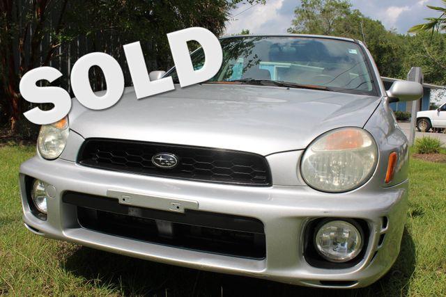 2002 Subaru Impreza RS | Charleston, SC | Charleston Auto Sales in Charleston SC