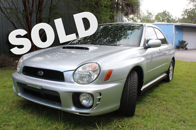2002 Subaru Impreza WRX   Charleston, SC   Charleston Auto Sales in Charleston SC