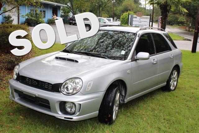 2002 Subaru Impreza WRX Sport | Charleston, SC | Charleston Auto Sales in Charleston SC