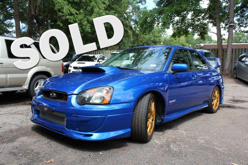 2002 Subaru Impreza WRX | Charleston, SC | Charleston Auto Sales in Charleston SC