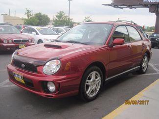 2002 Subaru Impreza WRX Sport Englewood, Colorado 1