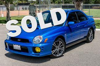 2002 Subaru Impreza WRX Reseda, CA