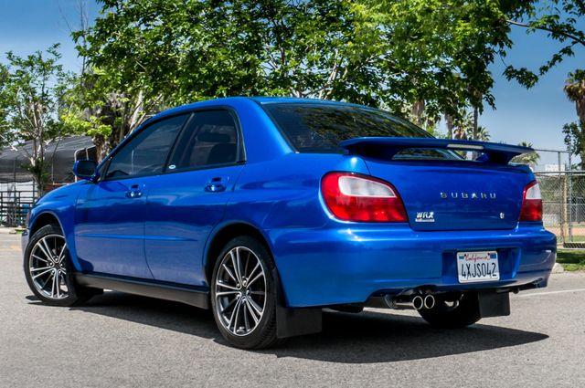 2002 Subaru Impreza WRX Reseda, CA 6