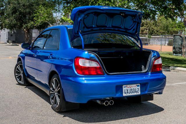 2002 Subaru Impreza WRX Reseda, CA 10