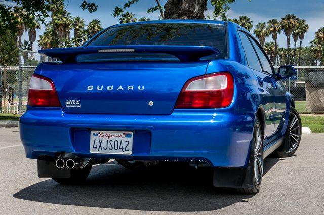 2002 Subaru Impreza WRX Reseda, CA 8