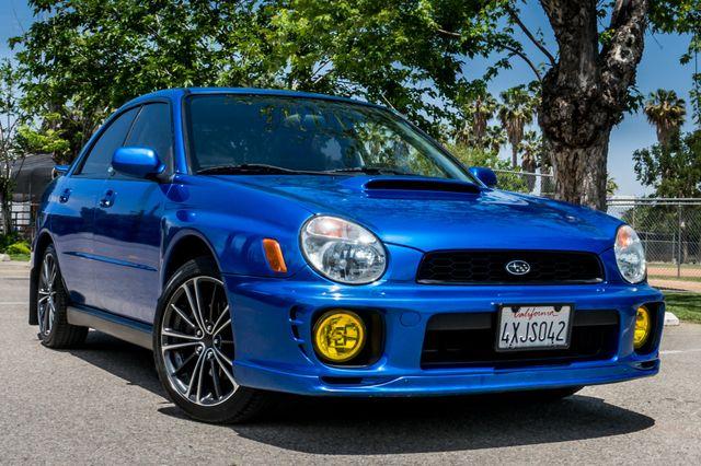 2002 Subaru Impreza WRX Reseda, CA 42