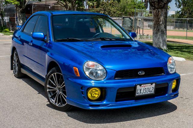2002 Subaru Impreza WRX Reseda, CA 41