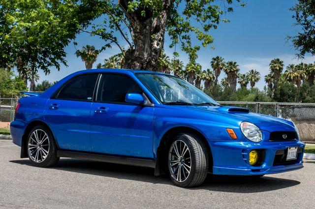2002 Subaru Impreza WRX Reseda, CA 44