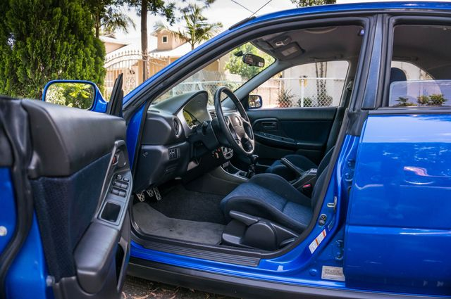 2002 Subaru Impreza WRX Reseda, CA 13
