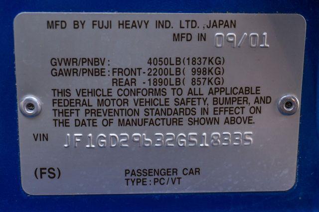 2002 Subaru Impreza WRX Reseda, CA 37